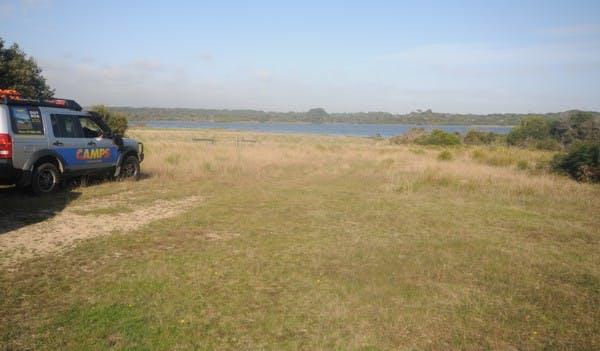 Big Waterhouse Lake Camping Area