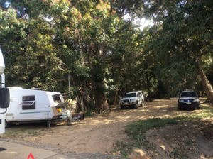 Free Camp - Little Mulgrave Creek 2
