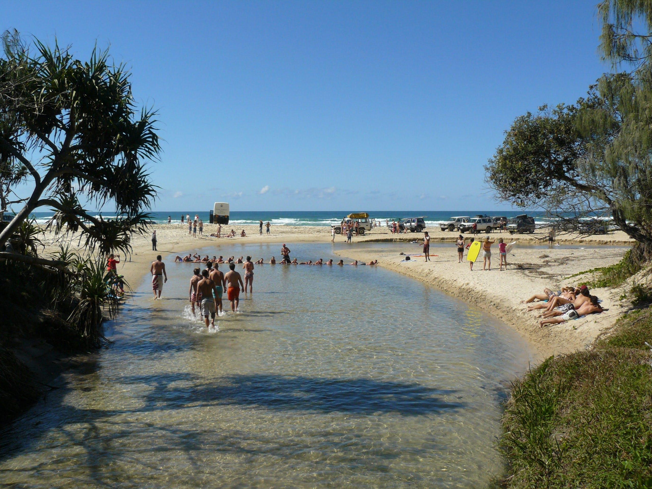 Fraser Island K'gari