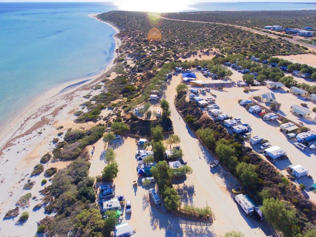 Camps Australia Wide - Denham Caravan Park