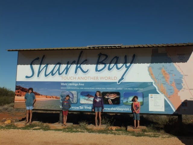 Shark Bay WA