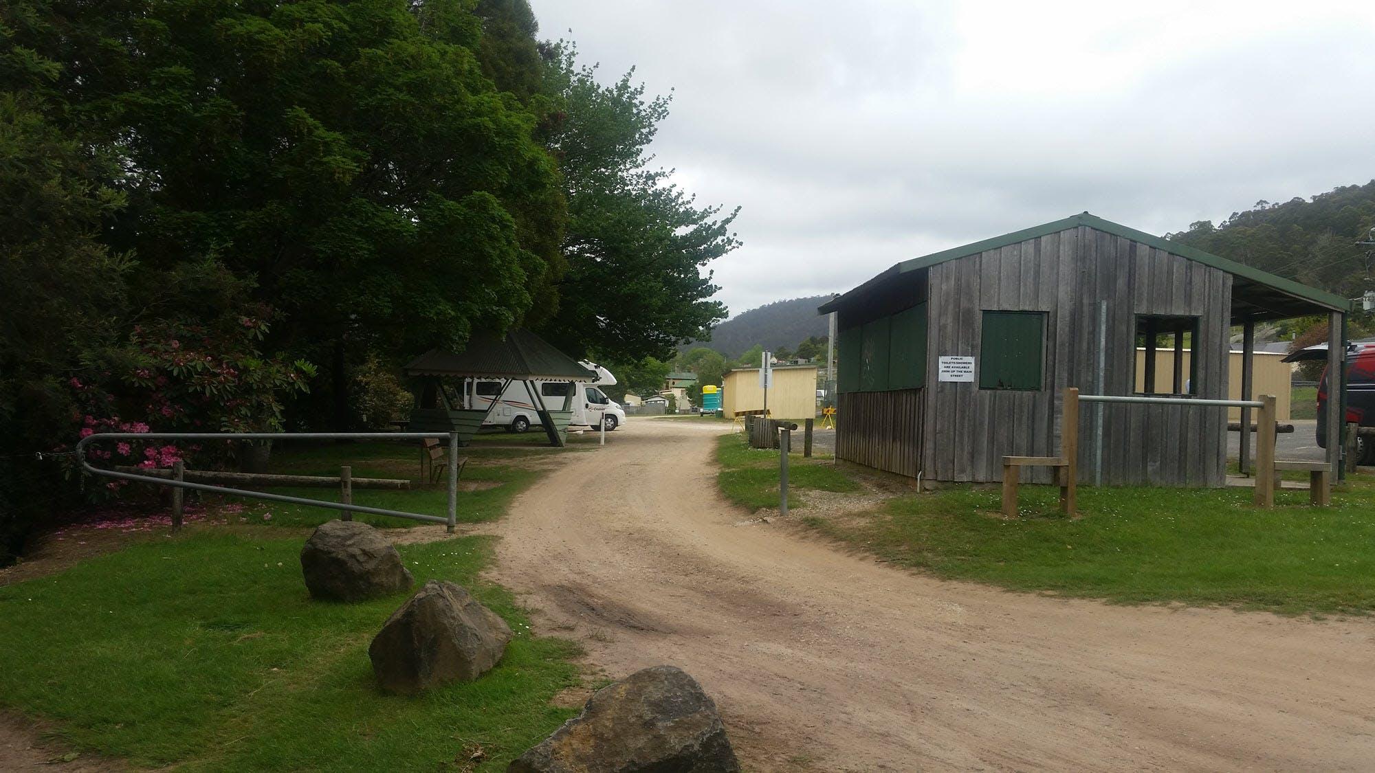 Free Camping in Tasmania