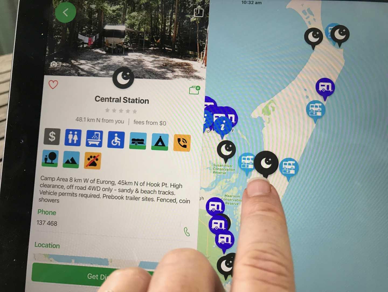Camps Australia Wide App- March 2019 Wrap Up