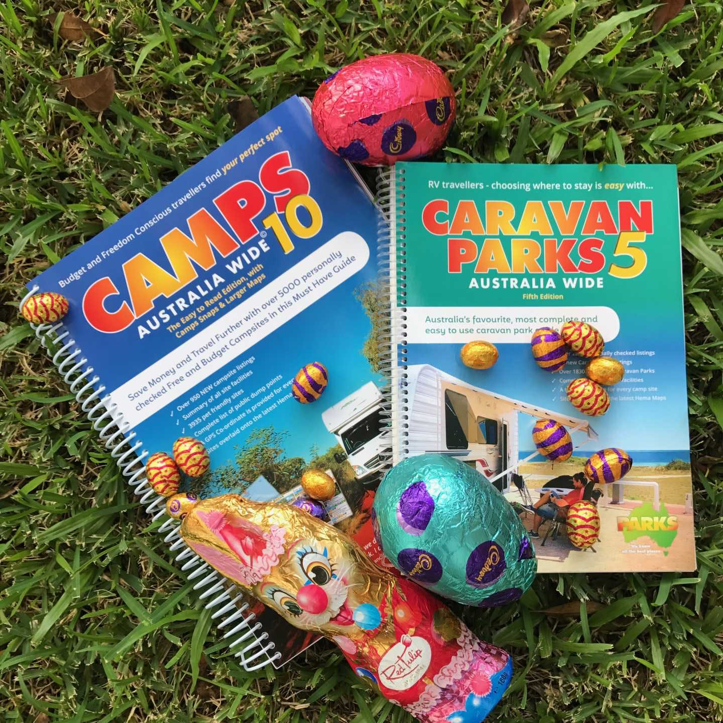 Camps Travel Pack Easter