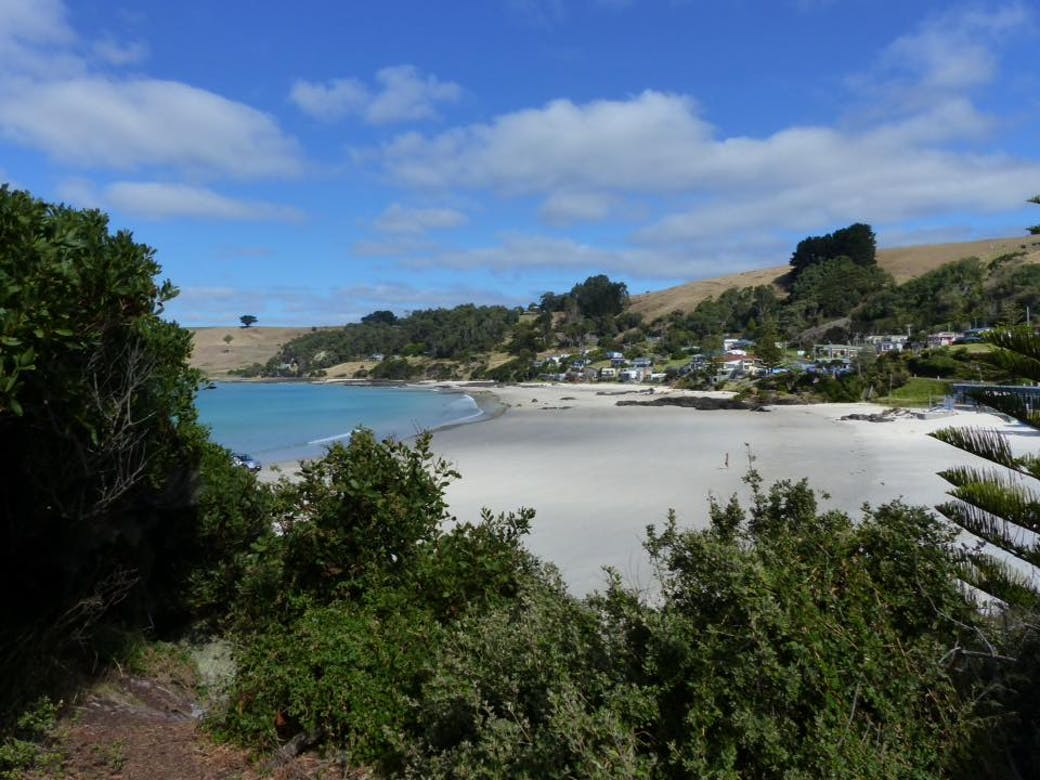 Boat Harbour Beach Tasmania - image courtesy of Wendy's Wanderings