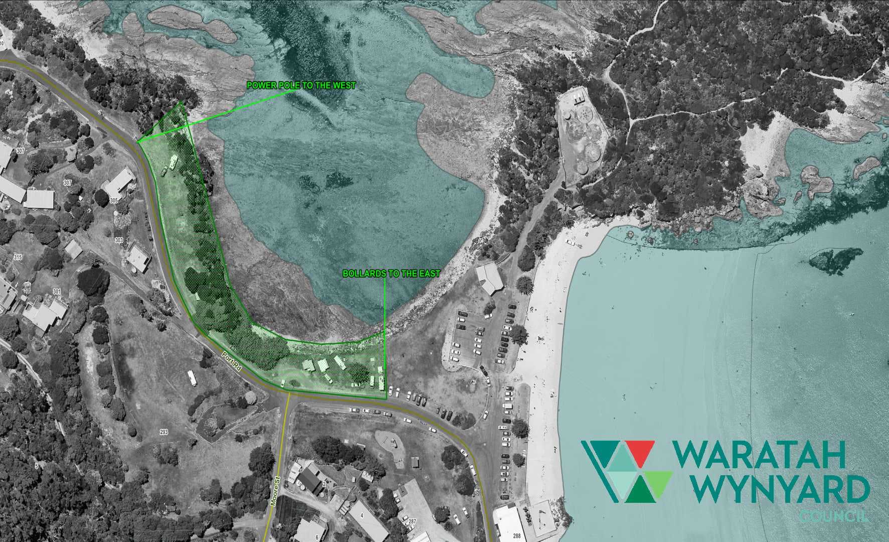 Waratah Wynyard Council Boat Harbour Beach Public Camping Update