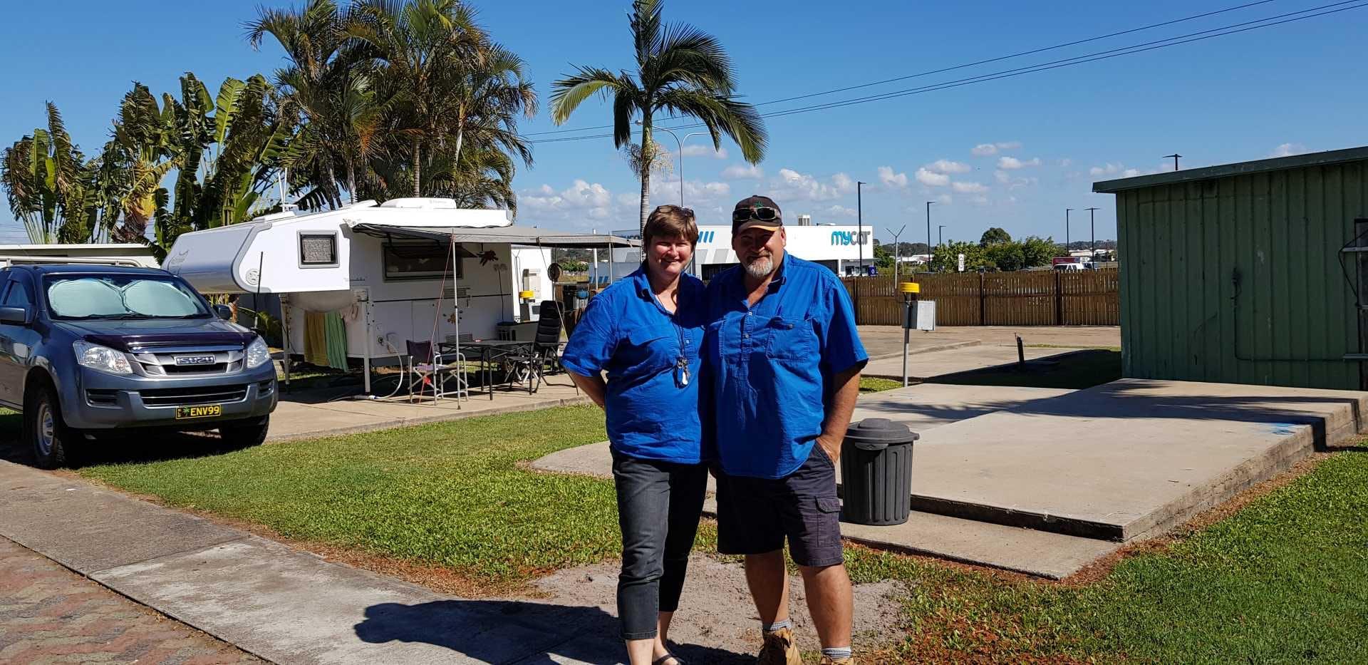 Coconut Grove Caravan Park Hervey Bay QLD