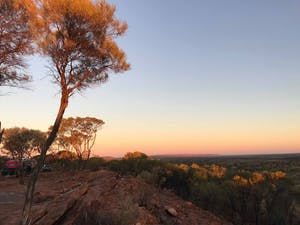NT 9955 Gintys Lookout