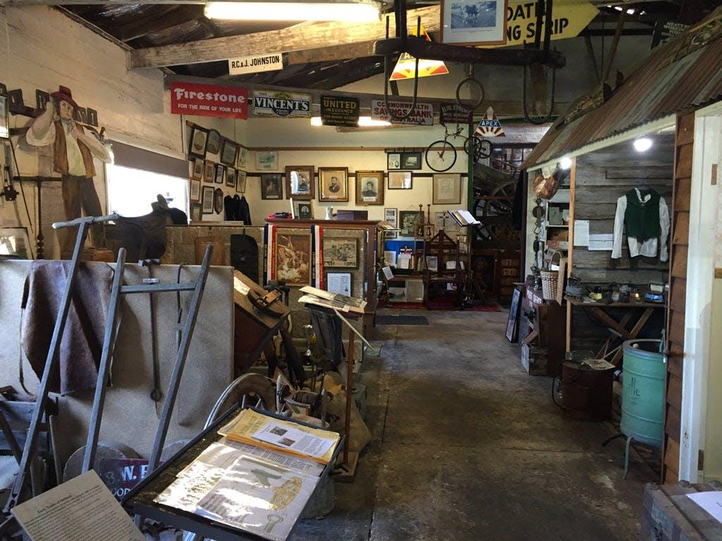 Oatlands Heritage Highway Information & Historical Society3