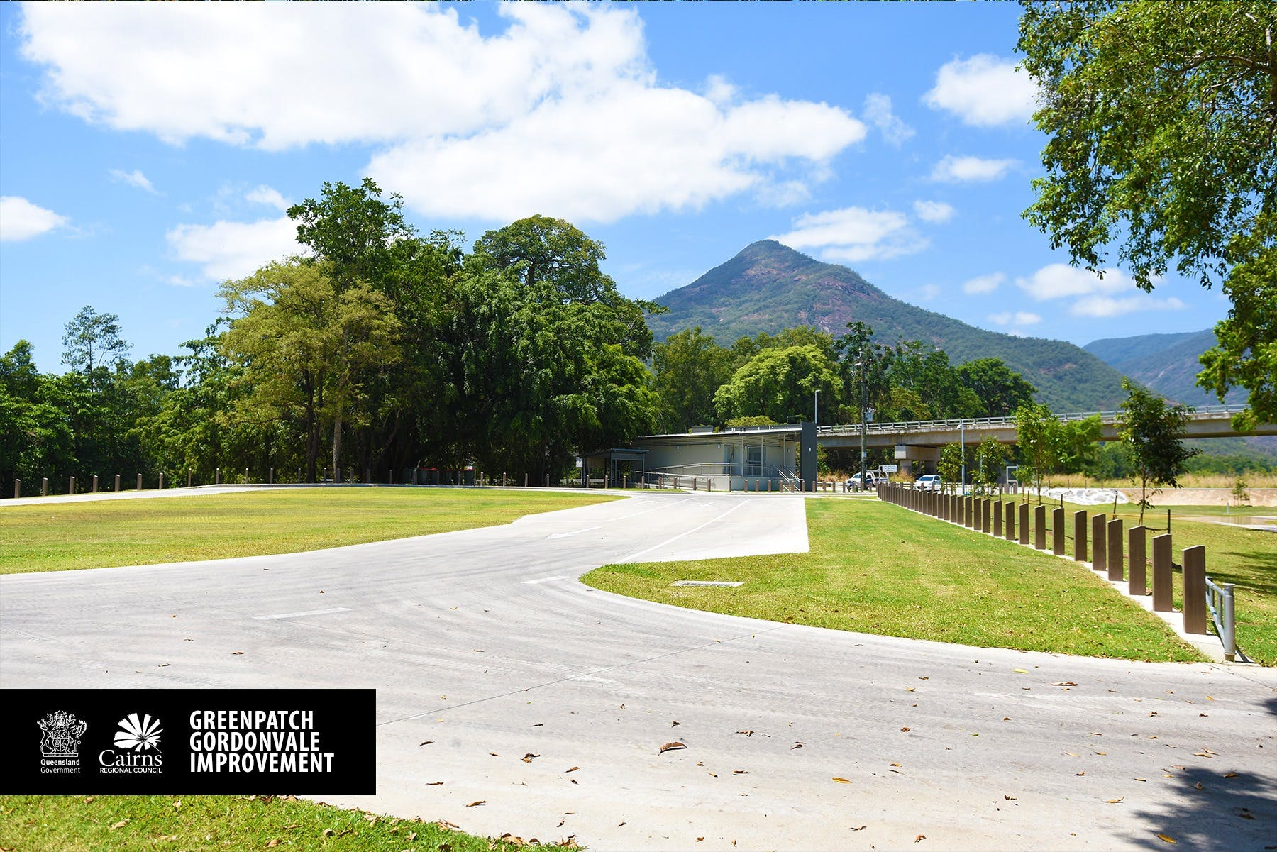 Greenpatch Reserve - Image Courtesy Cairns Regional Council