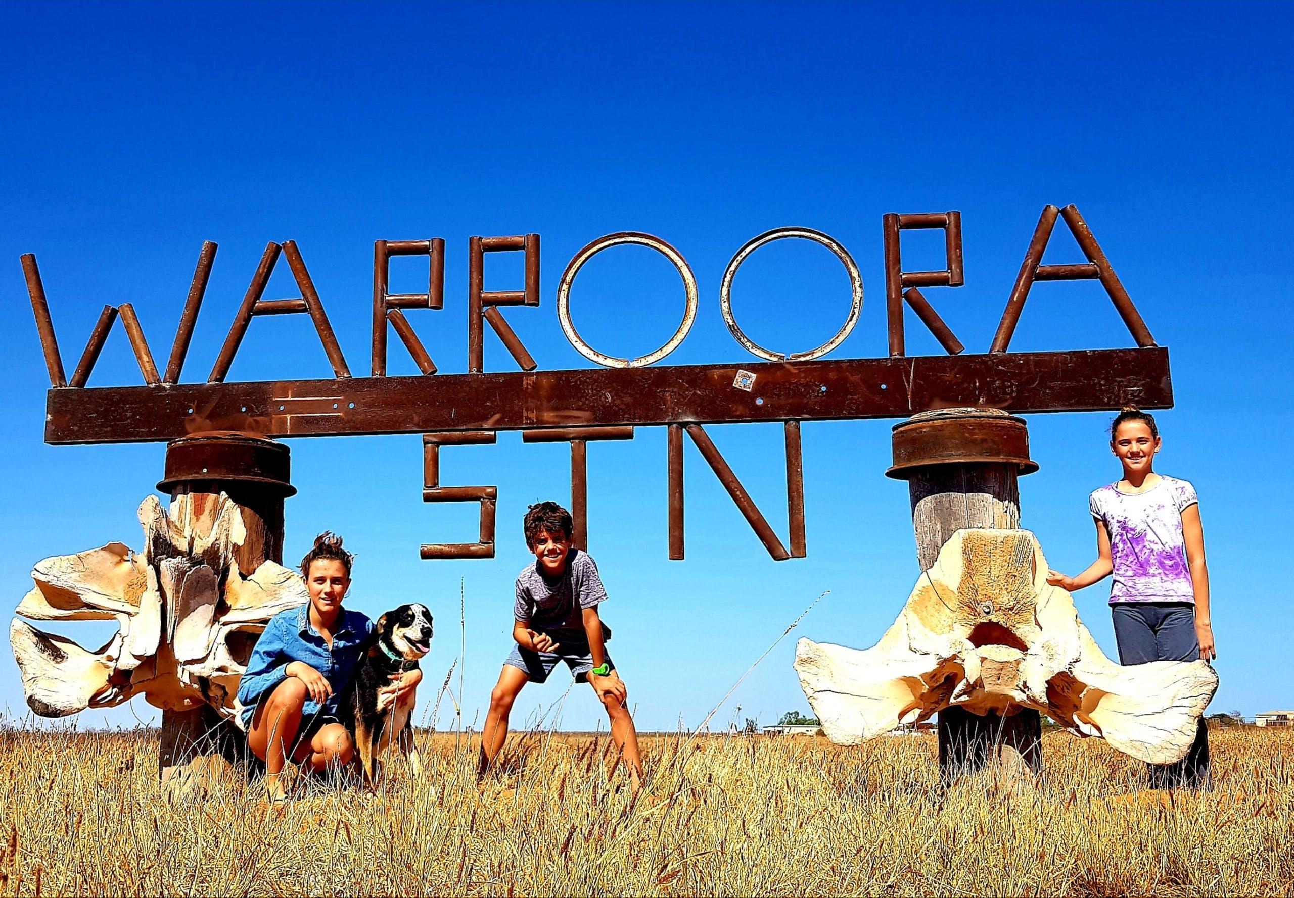 Warroora Station Blog 1