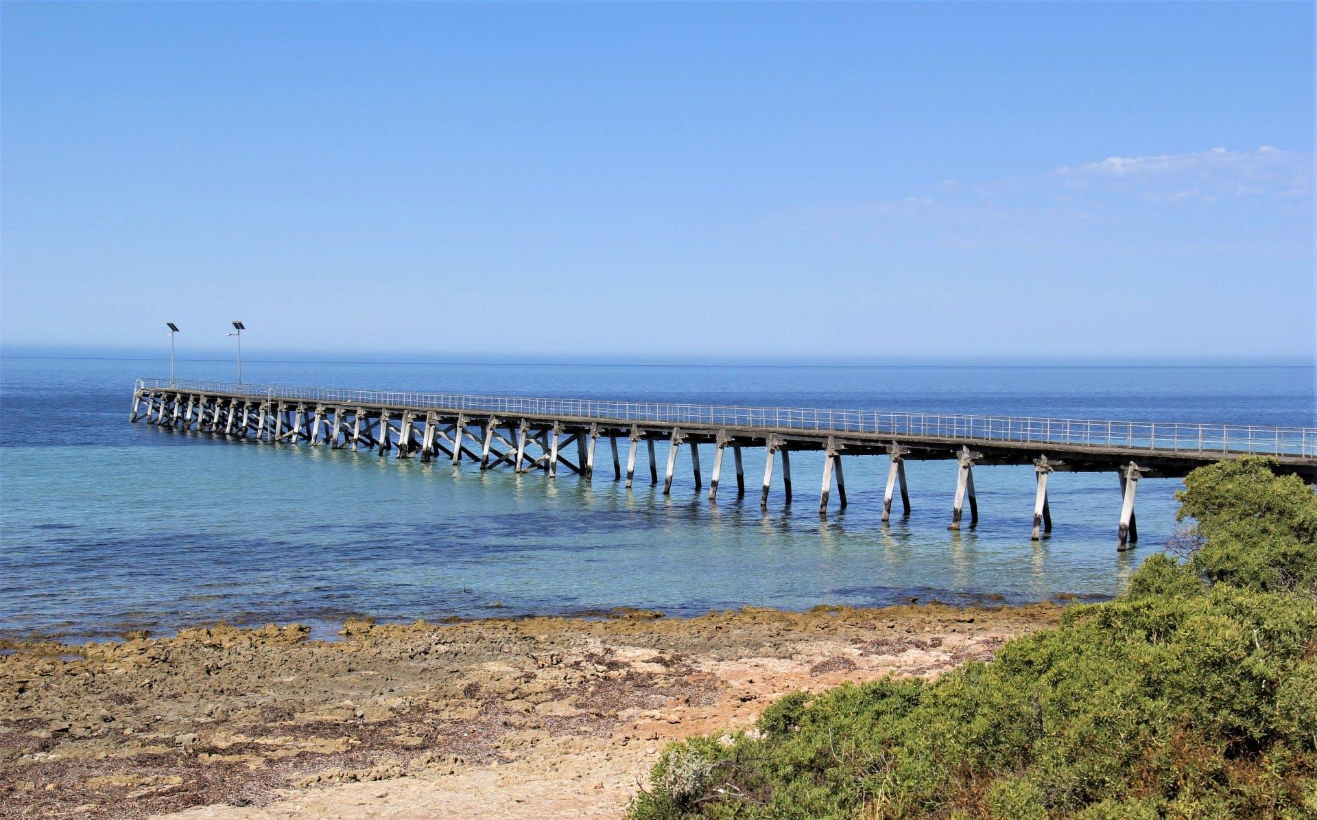 Haslam SA - The jetty