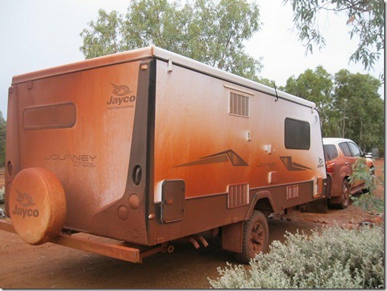 Sally Bower's Caravan