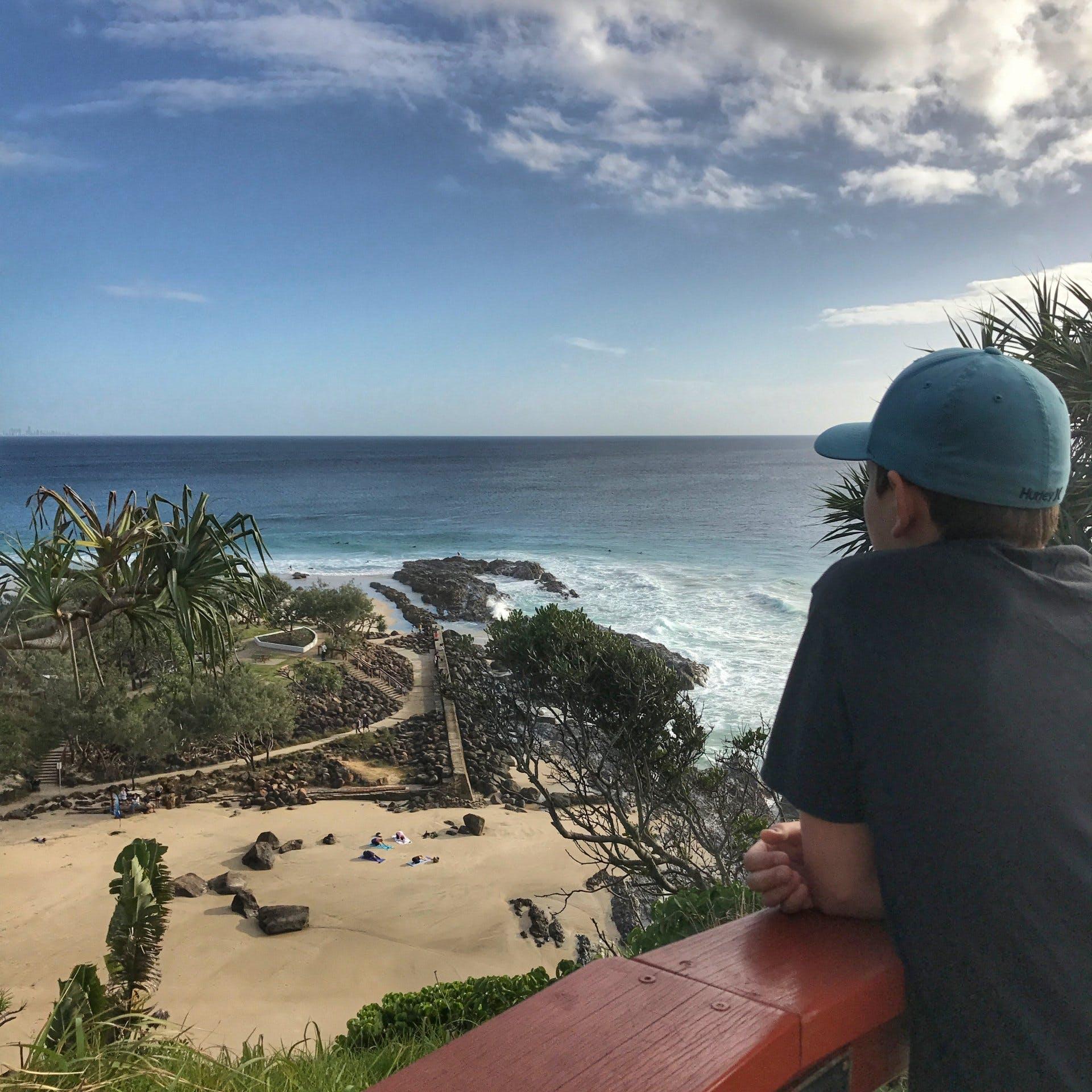 Tweed Heads - Views over Snapper Rocks