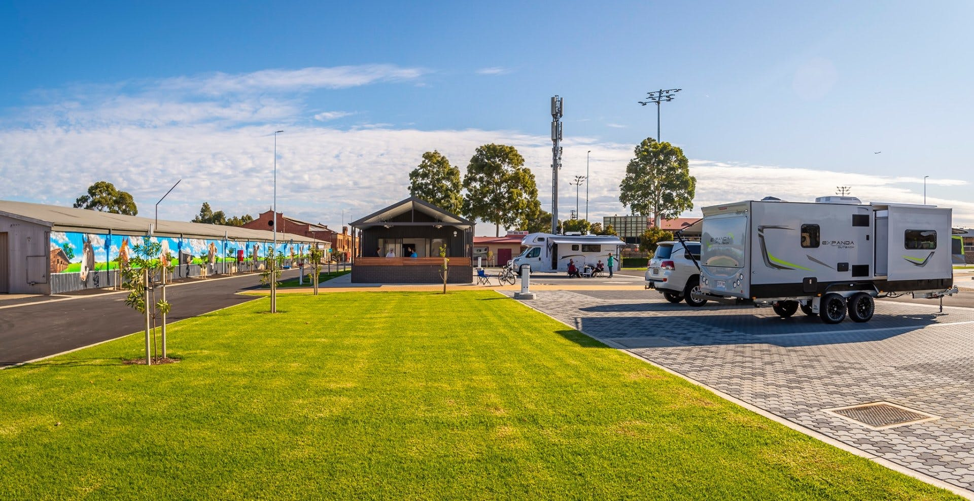 Adelaide Showground Image Credit John Kruger Photography