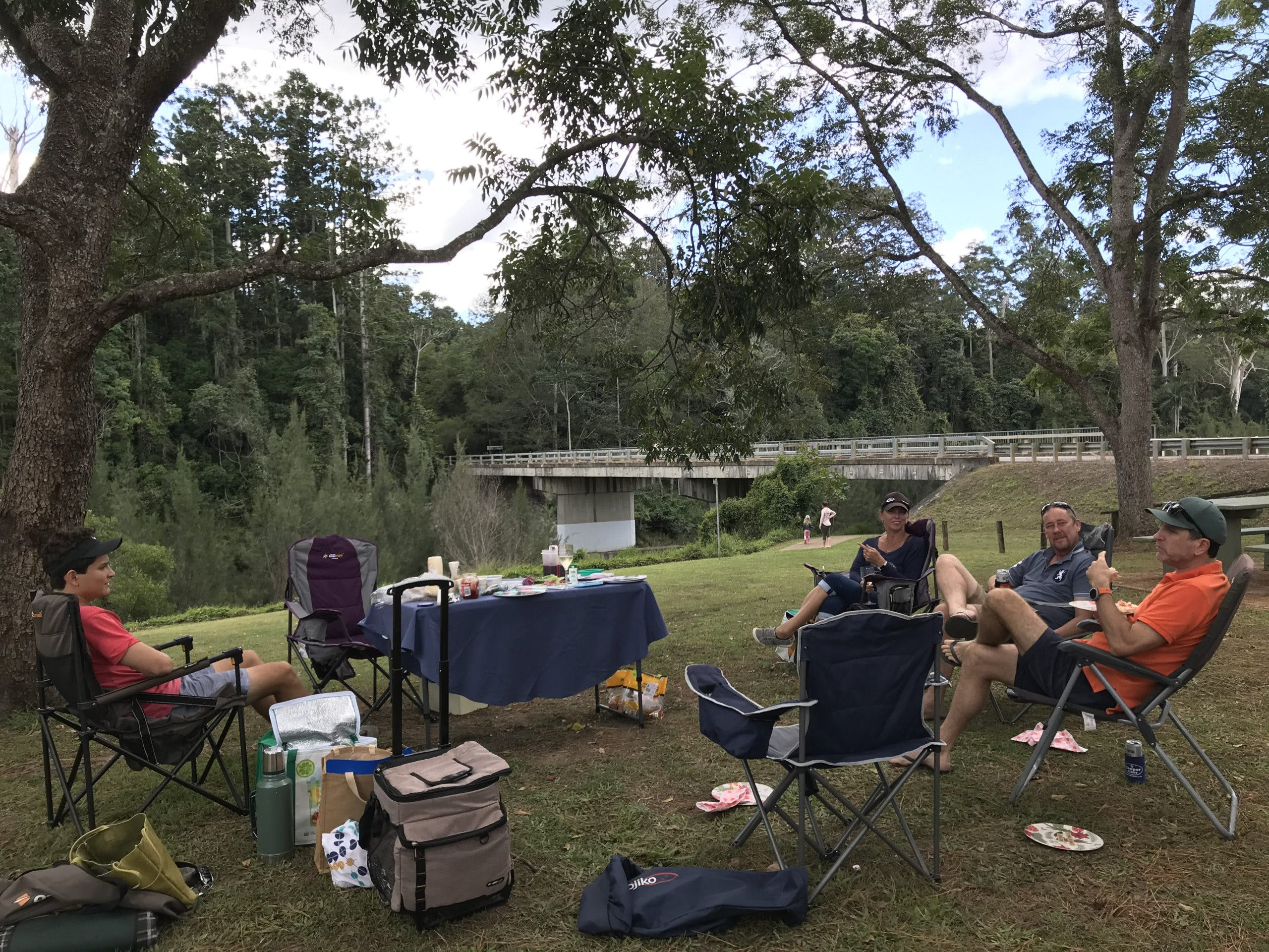 Little Yabba Creek Picnic Area