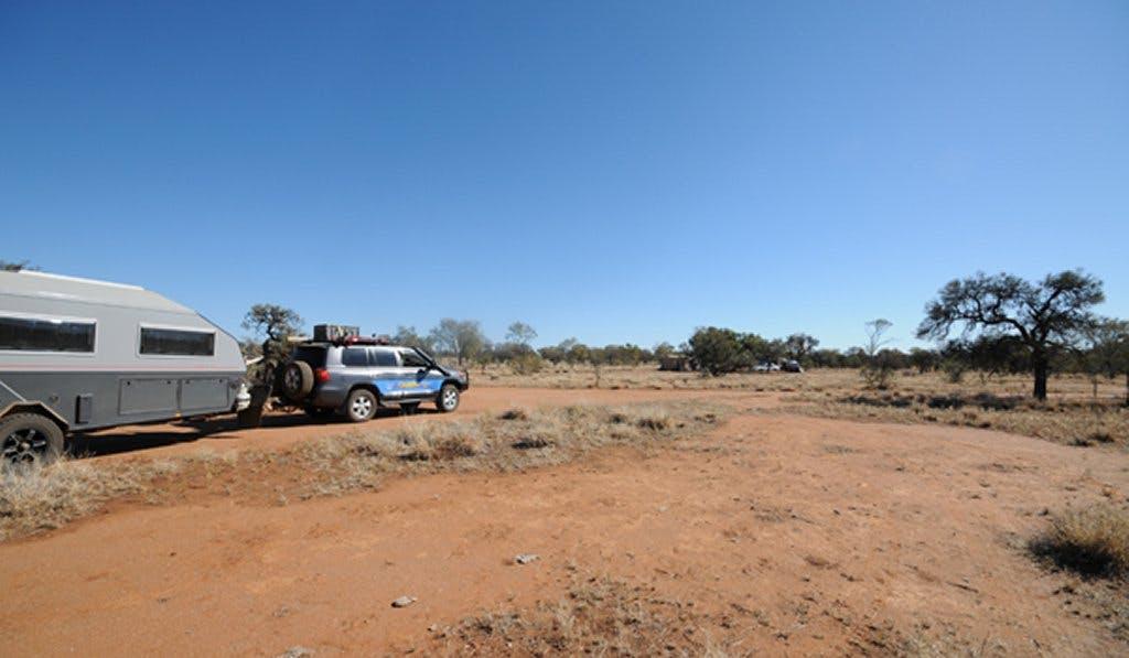 NT Mud Tank Zircon Field Fossicking Area