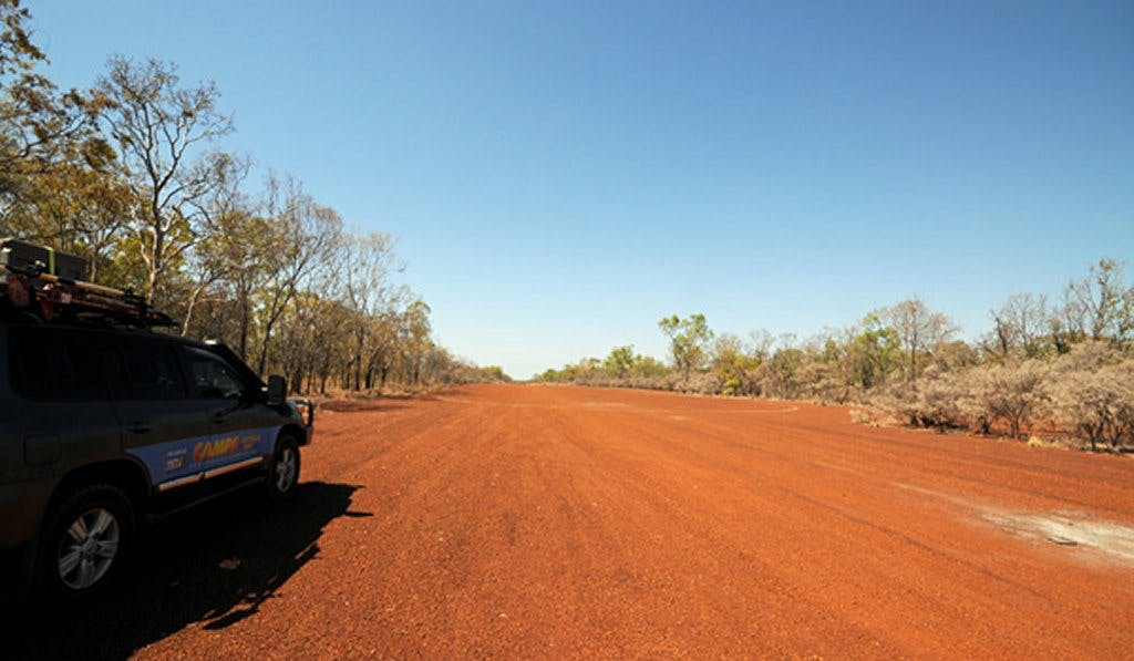 NT WWII Gorrie Airfield