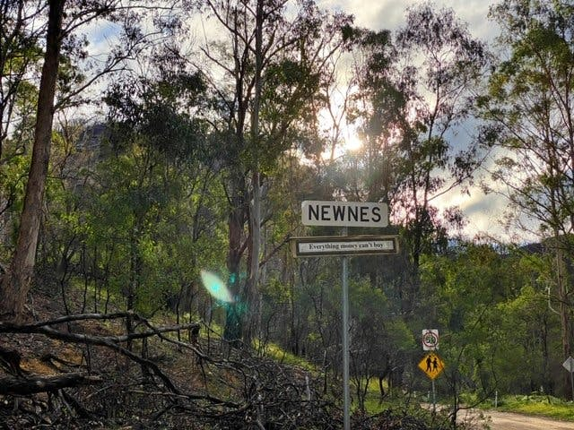 Newnes Campground - image Bec Conroy