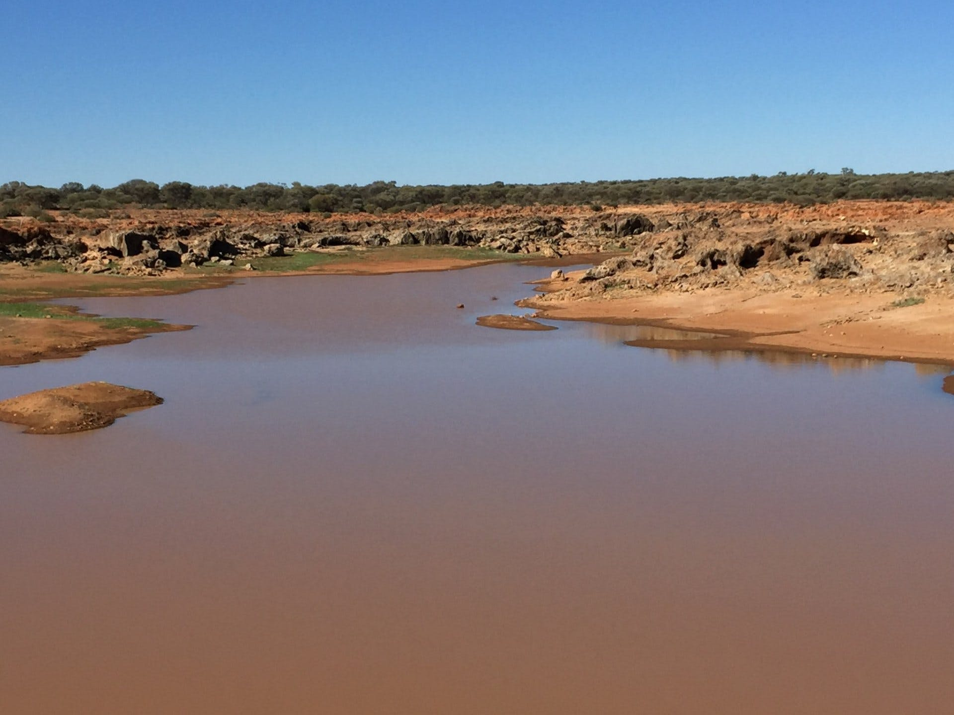WA Niagara Dam - Camps Australia Wide