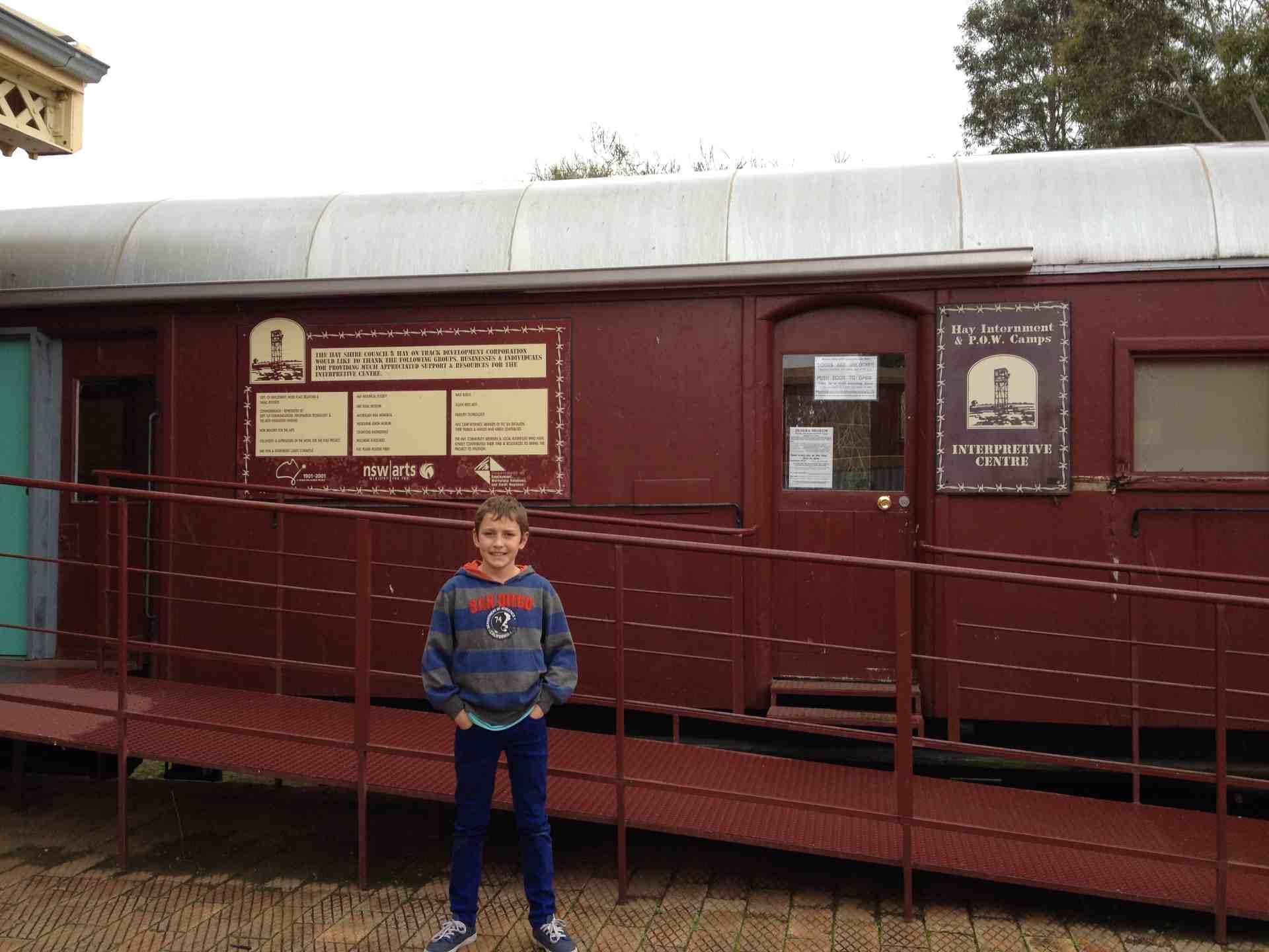 Hay Internment & POW Camps Interpretive Centre