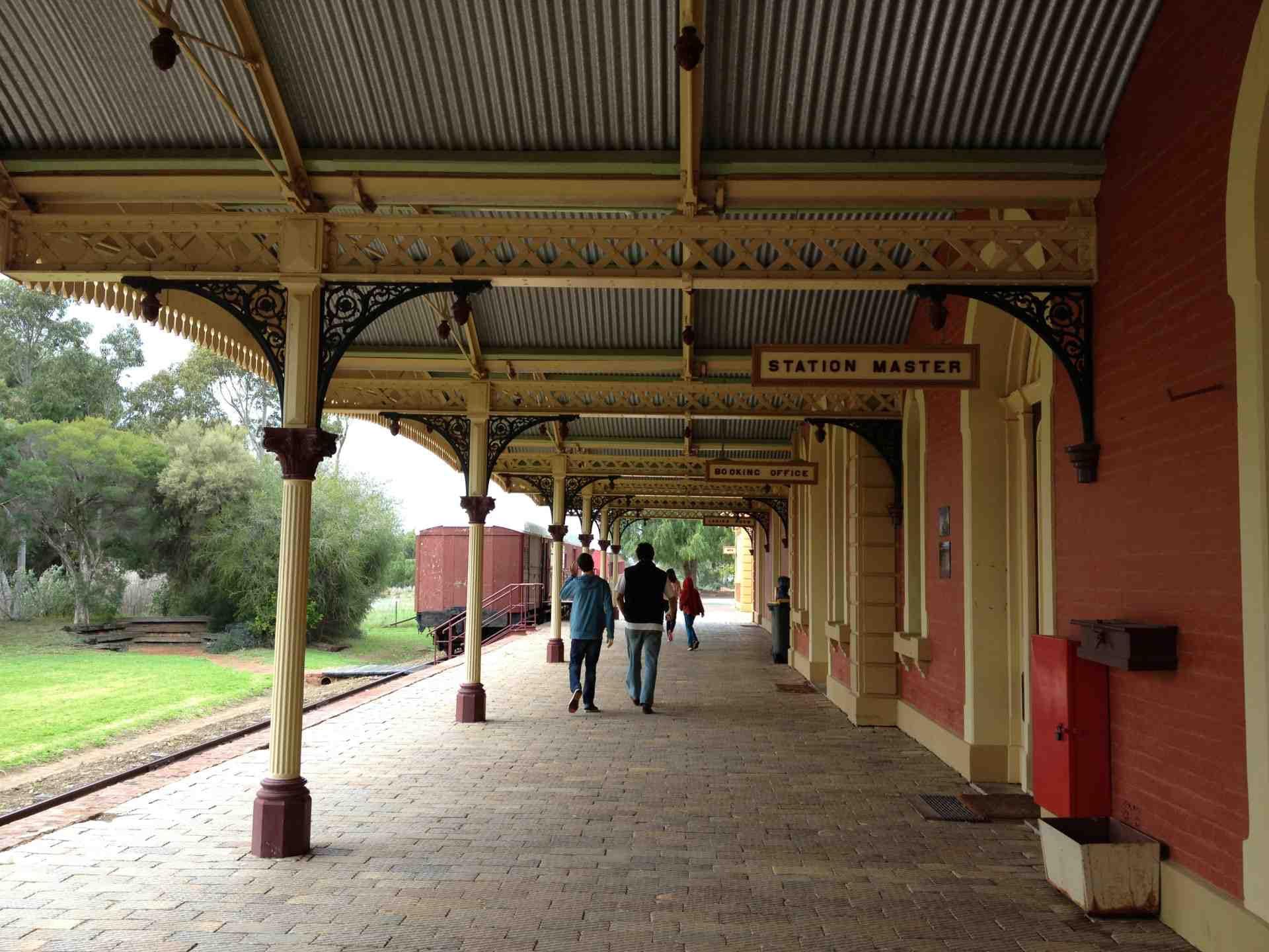 Old Hay Railway Station
