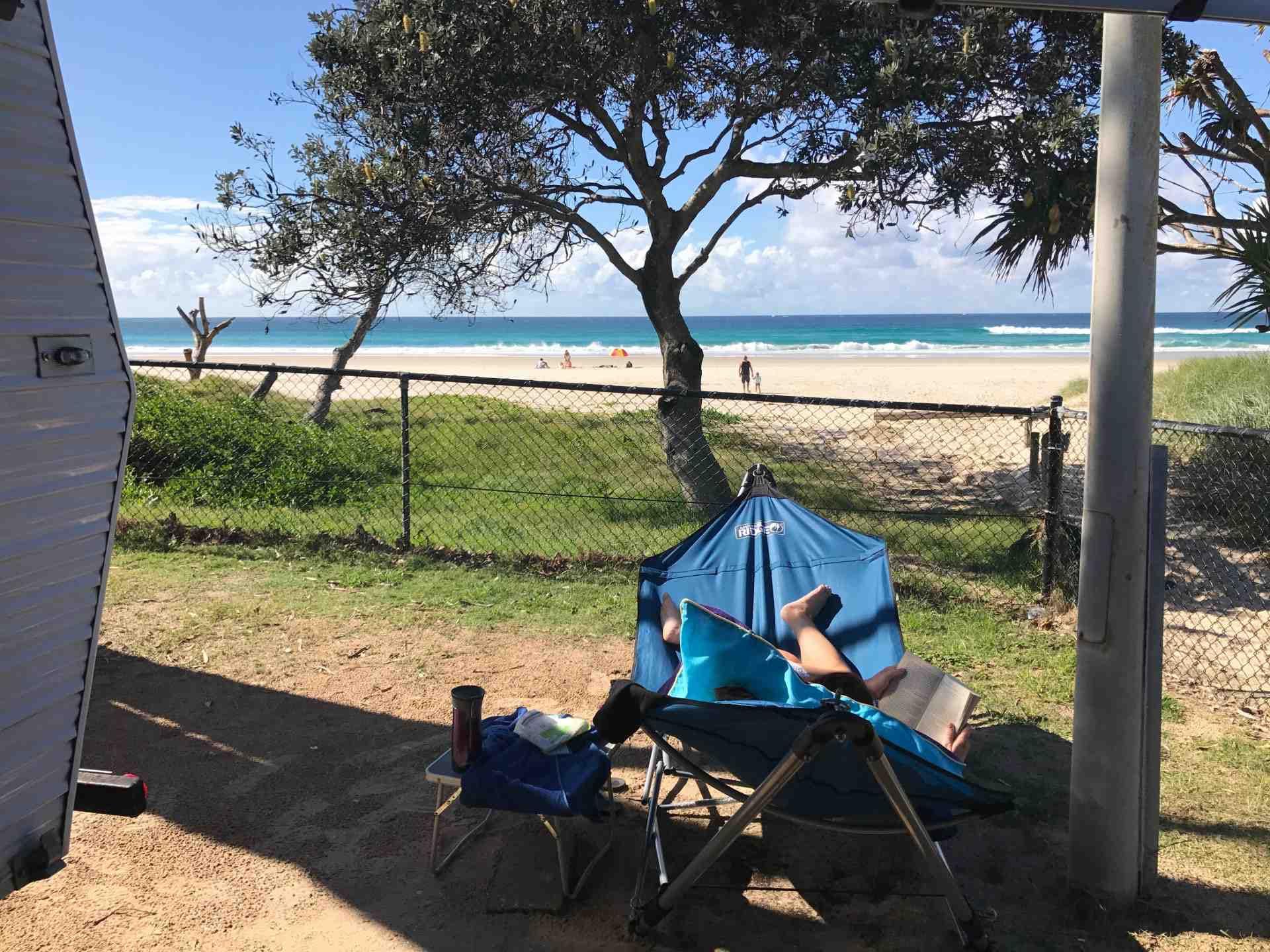 Fingal Head Holiday Park