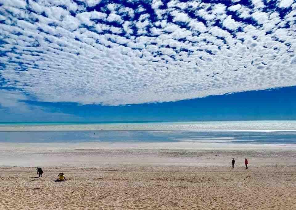 Eighty Mile Beach Caravan Park - image by Kerrie Wall