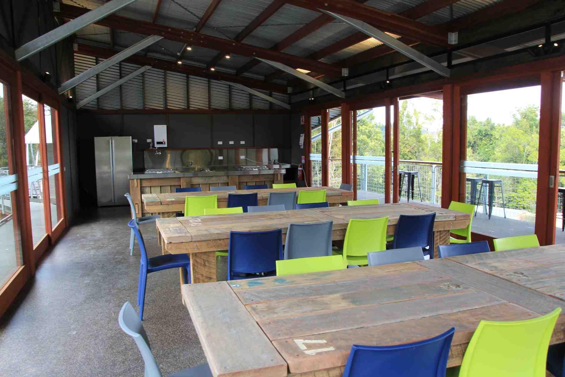 O'Reilly's Campground - Communal Kitchen