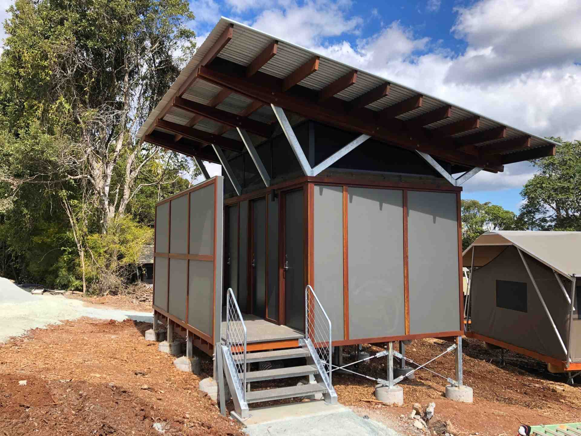 O'Reilly's Campground - Ensuite Building
