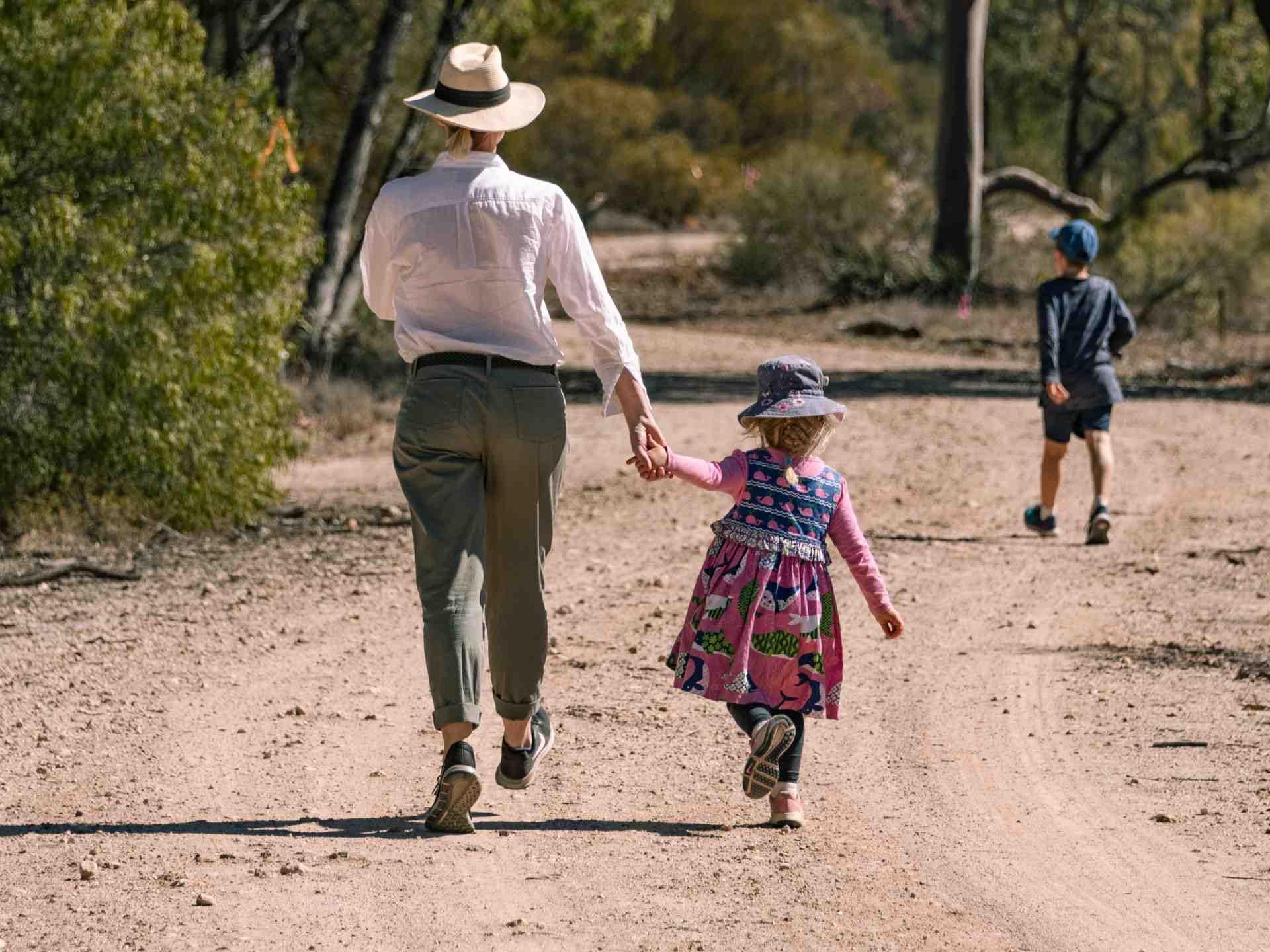 Myall Park Botanic Garden Walking Tracks - image Megan McNicholl