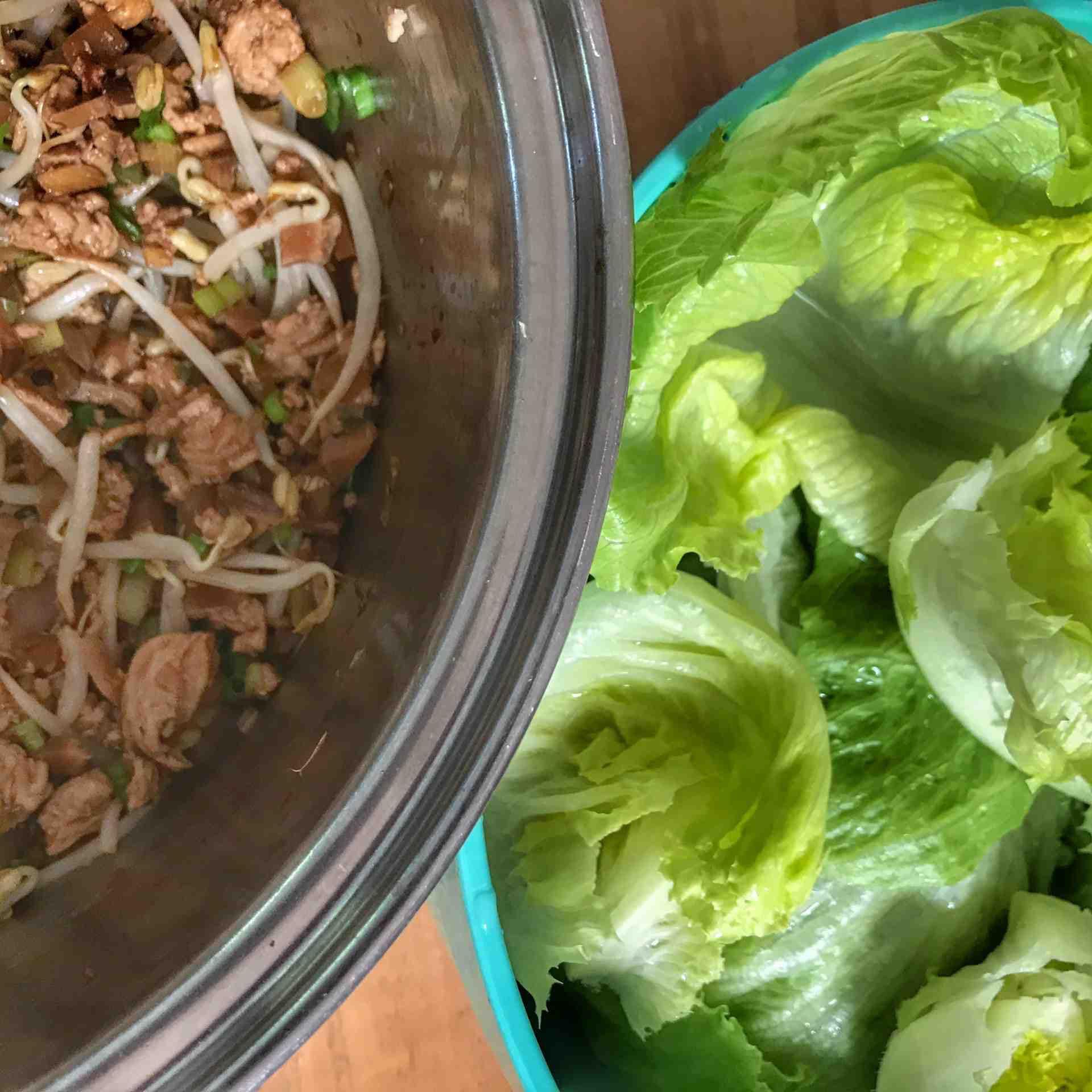 San Choy Bau Recipe