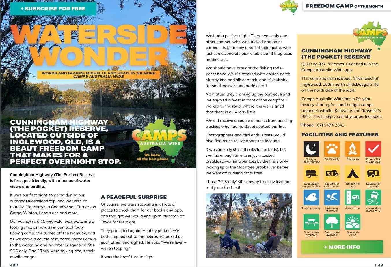 GORV - Digital Magazine Issue #44 - Pages 48-49