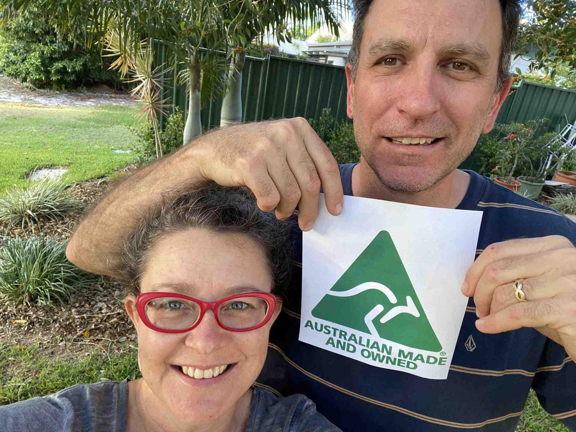 Heatley and Michelle - Camps Made in Australia