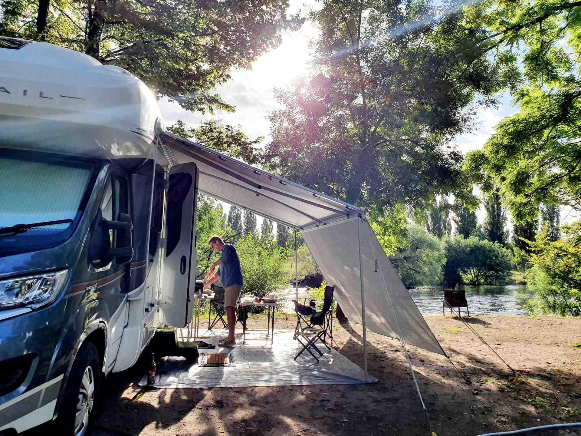 Riverglade Caravan Park Tumut NSW - image Michelle Dubois