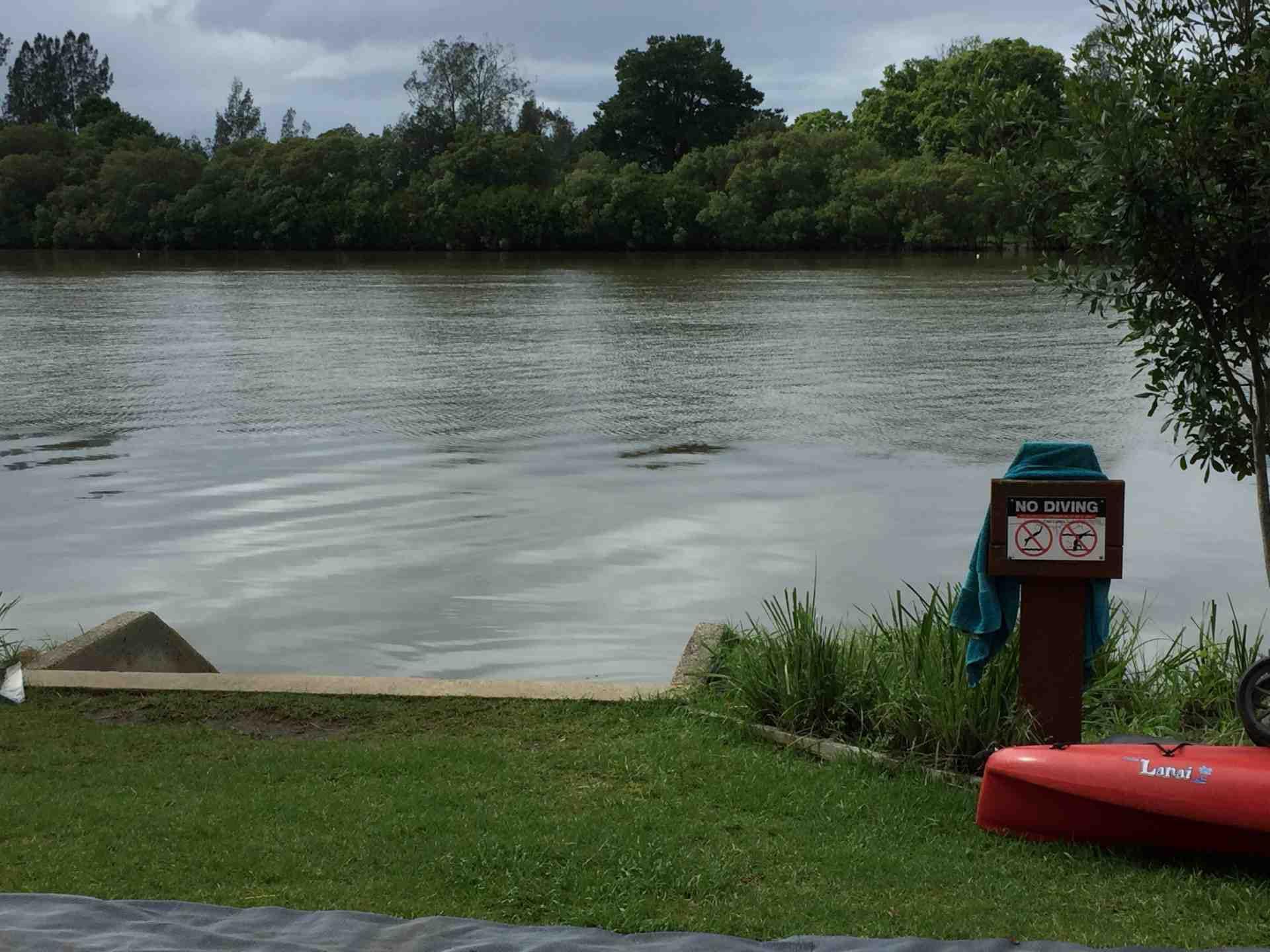 Bellinger River Tourist Park NSW