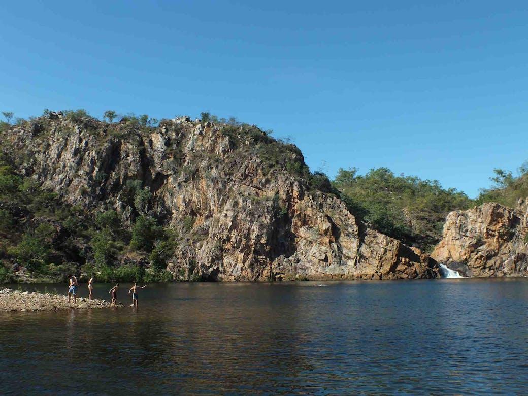 Edith Falls - Leliyn - NT