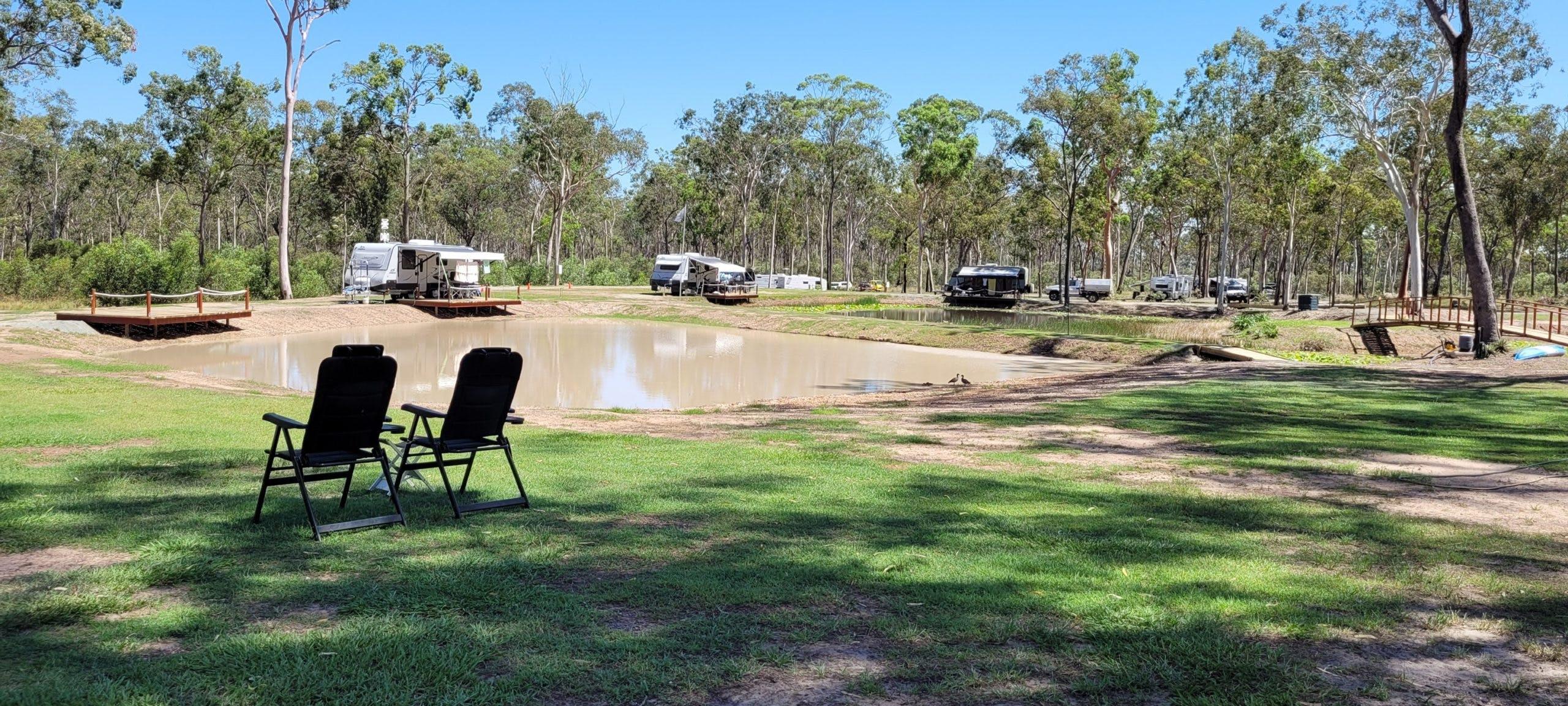 Gum Tree Lodge & Bush Camp Over 50's