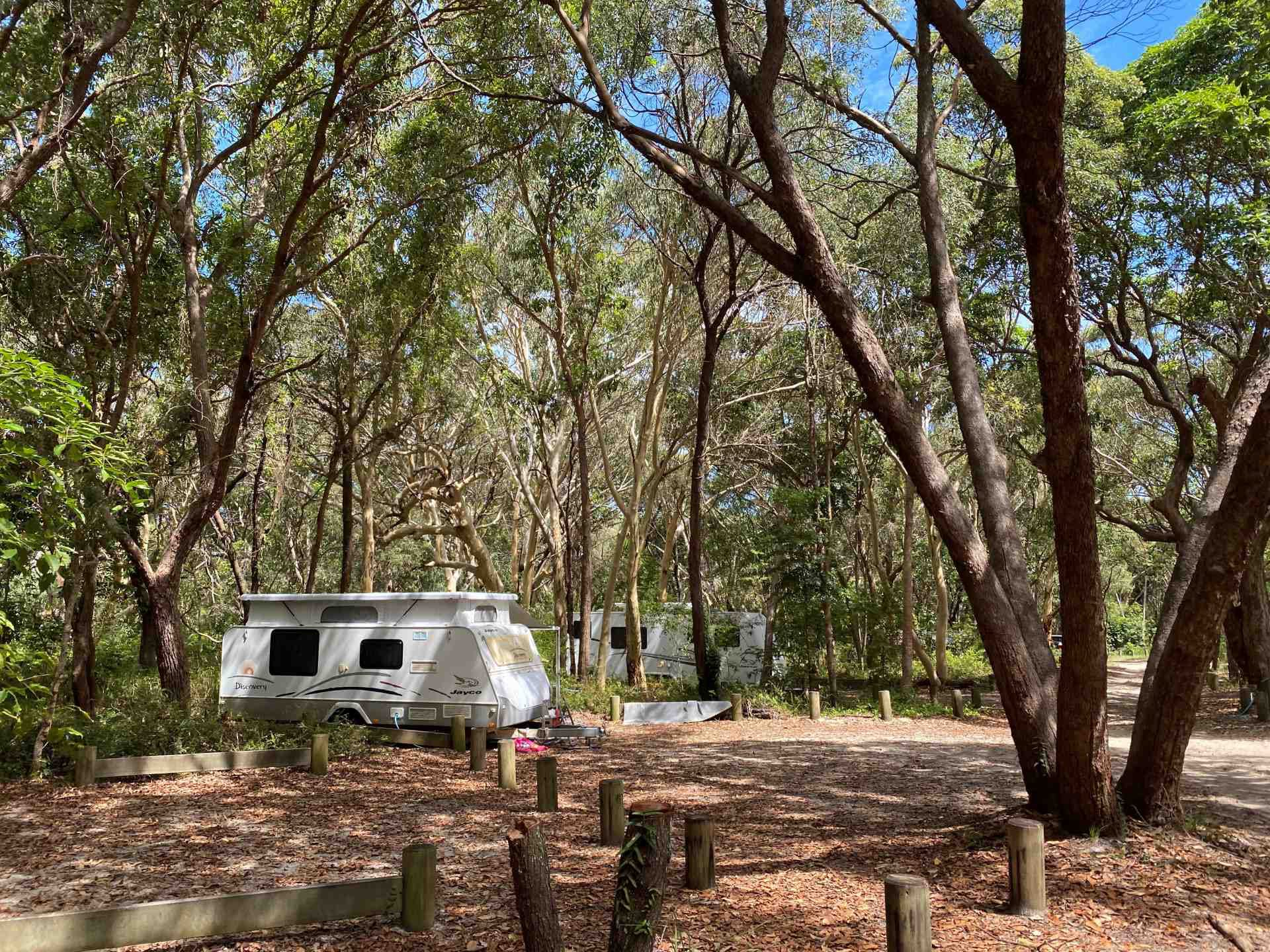 Freshwater Campground, QLD site 216 in CAMPS 11 just near Teewah Beach, south of Rainbow Beach - or find it in the CAMPS AUSTRALIA WIDE App