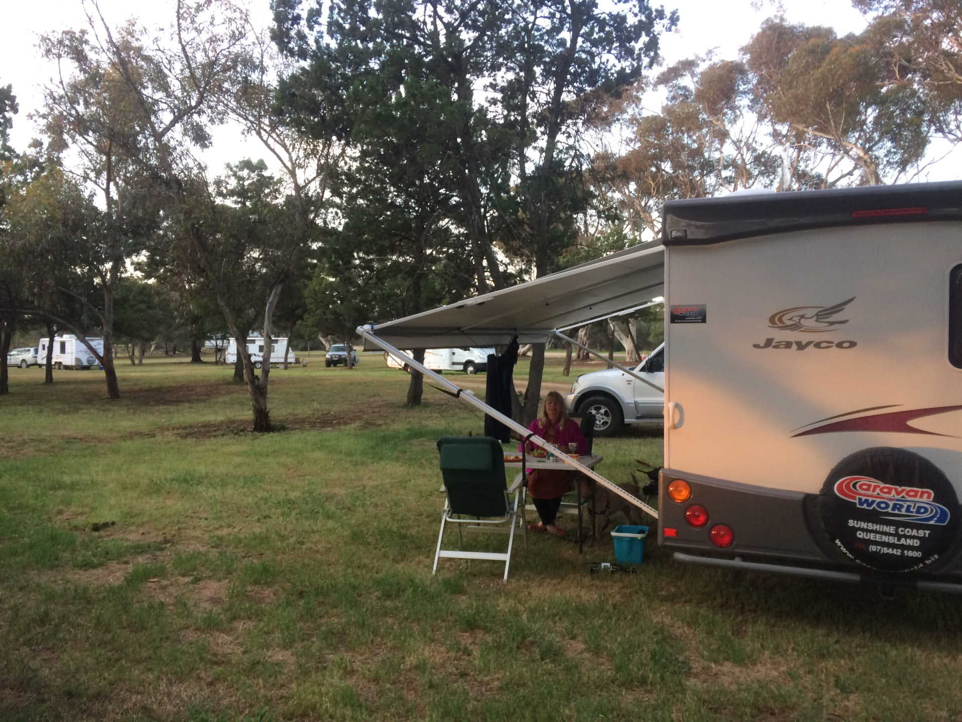 SA Moonta RV Overnight Stop - Photo credit G & J Gardiner