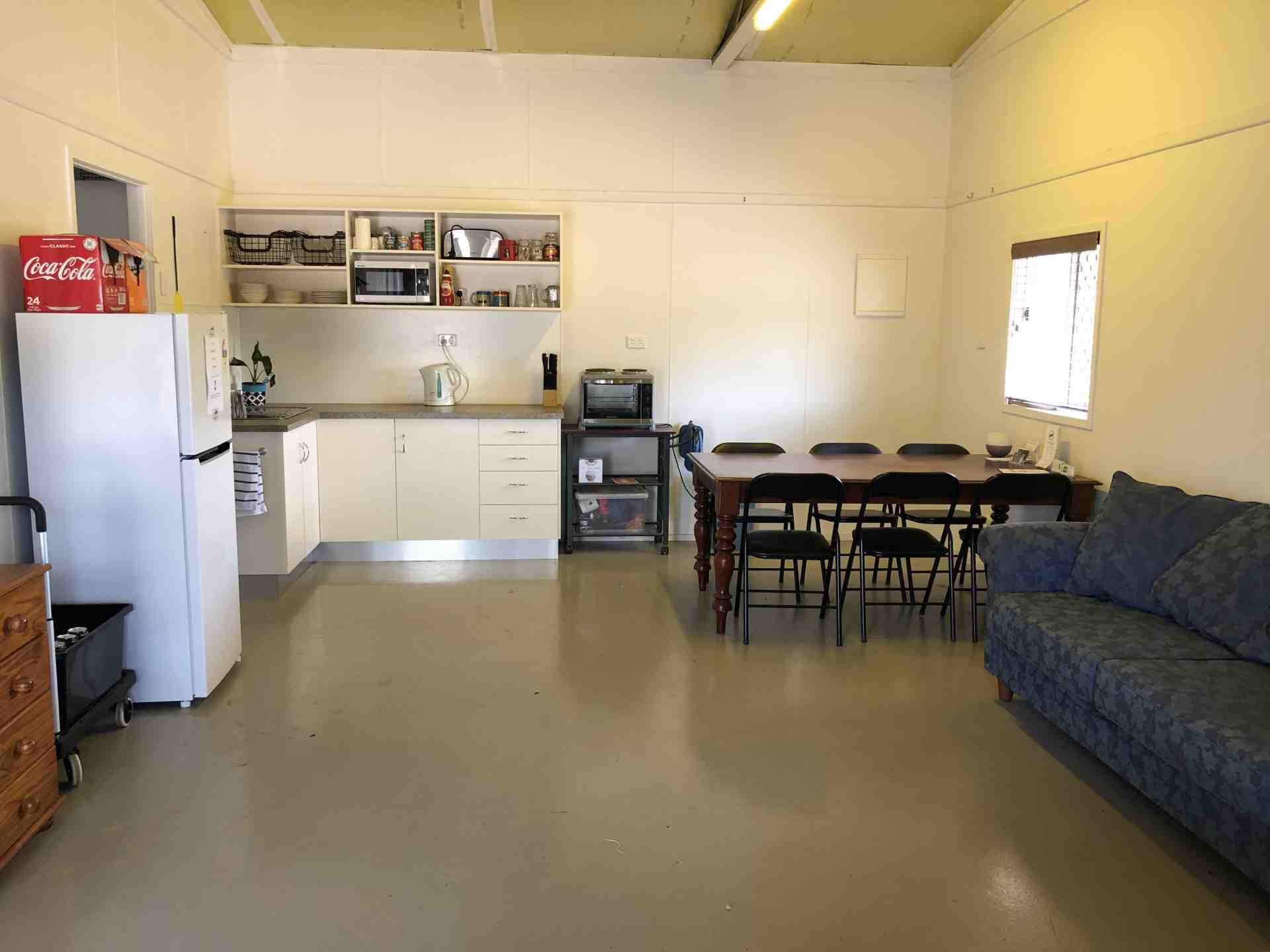 Veterans Retreat Accommodation