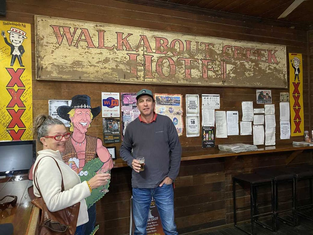 Walkabout Creek Pub - Pubs to see