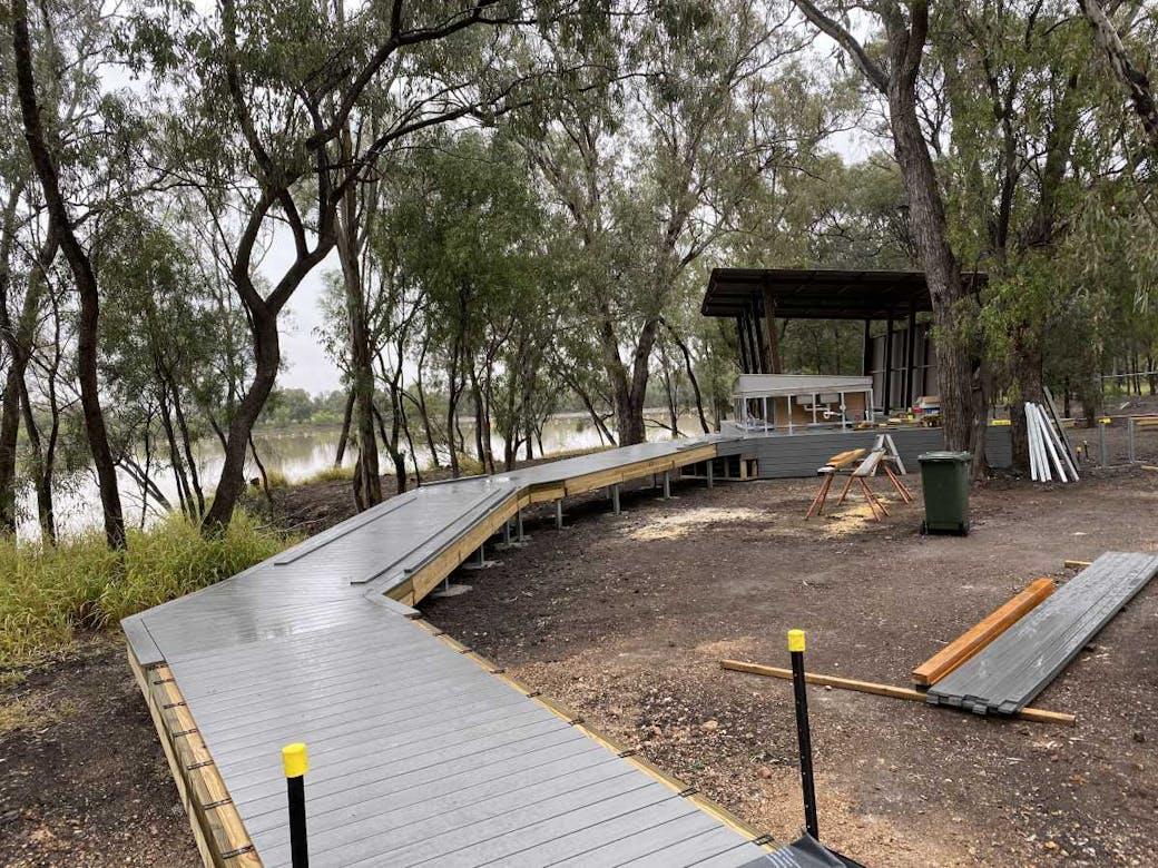 Chinchilla Weir QLD