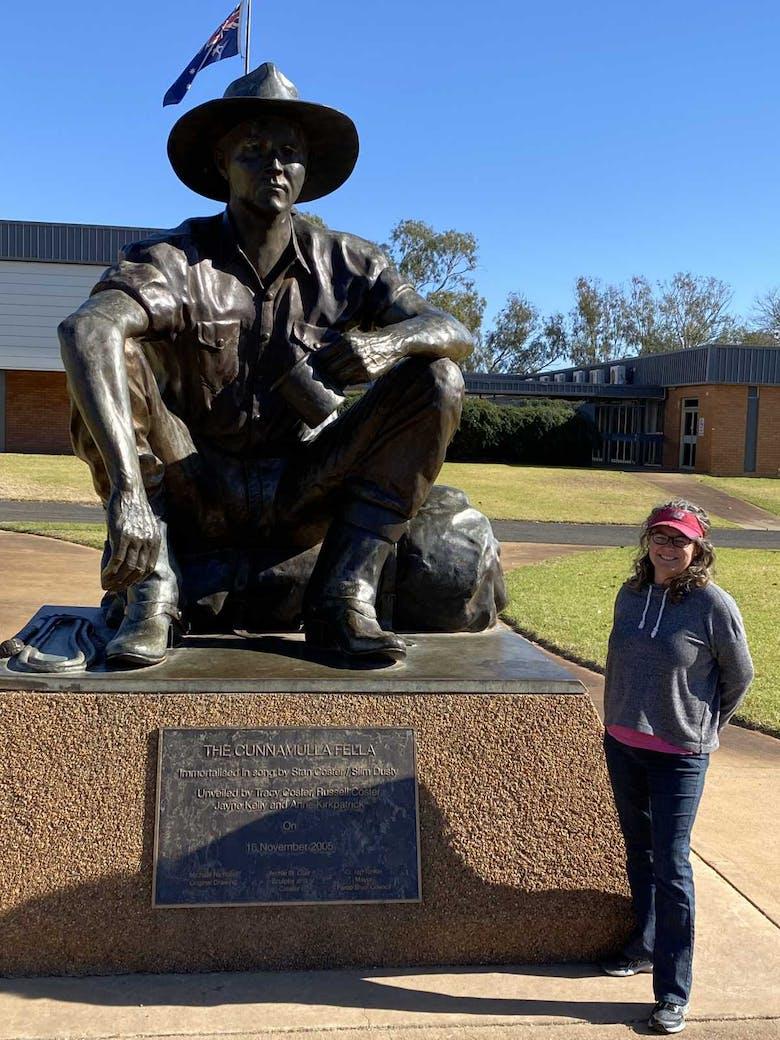 The Cunnamulla Fella, Queensland