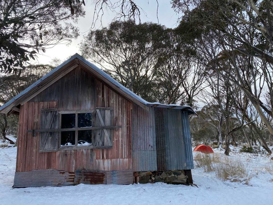 JB Plain Hut Campground, Dinner Plain by CAMPS AUSTRALIA WIDE