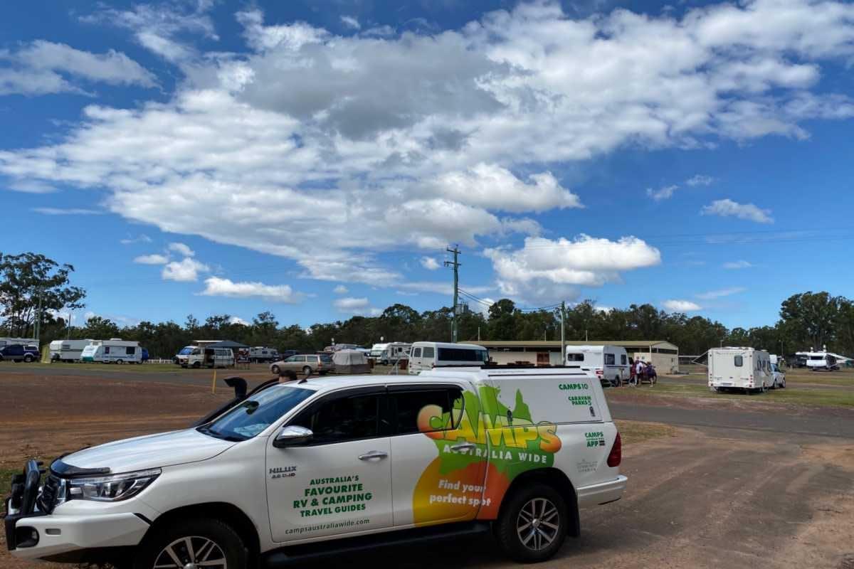 Maryborough Showgrounds QLD