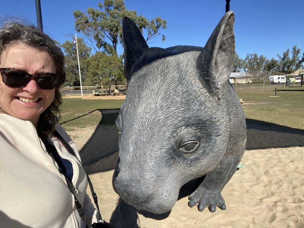 Thallon - William the Wombat