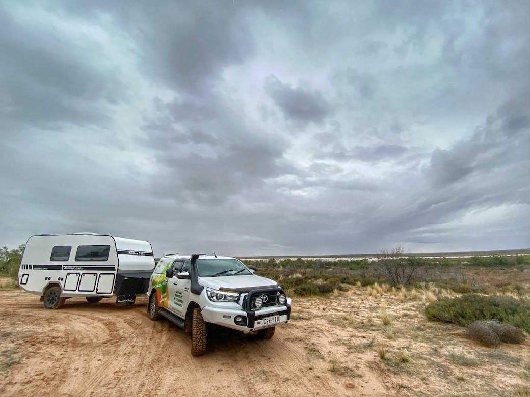 CAMPS at Lake Bindegolly QLD