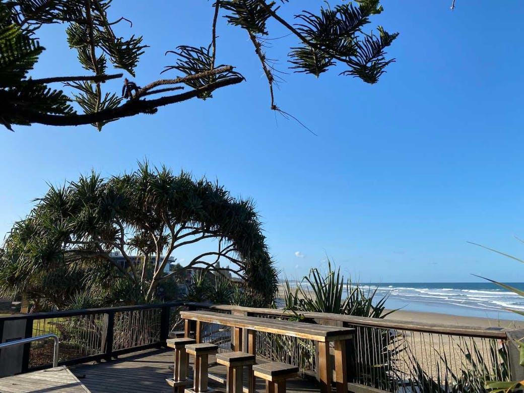 Cliff Boardwalk, Coolum Beach, Queensland