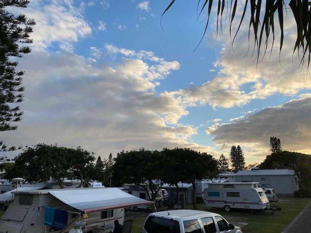 Coolum Beach Holiday Park, Coolum, Queensland